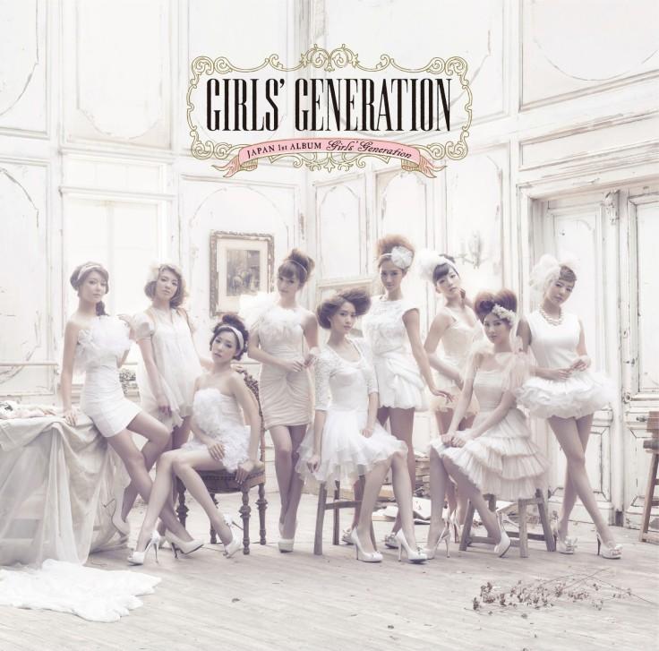 Girls' Generation 1st Japanese Album (5)
